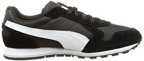 Adulte Nl 07 Mixte Noir St Baskets Runner white Puma Basses black vEUYqfw
