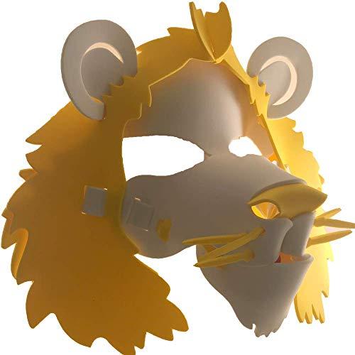 Go Fun Face Lion Masks ()