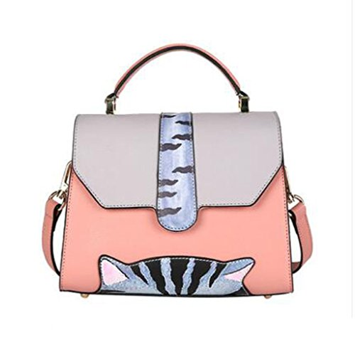 23 11 Simple Tide Party 5cm Portable Fashion Pink 18 Laptop Bag Shoulder Female O0zn88