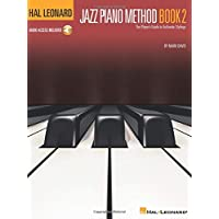 Hal Leonard Jazz Piano Method - Book 2: The Player's Guide to Authentic Stylings Bk/Online Audio