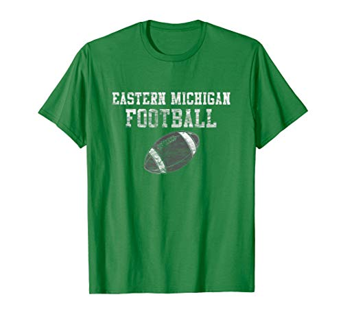 Michigan Eastern Football (Vintage Eastern Michigan Football Shirt)