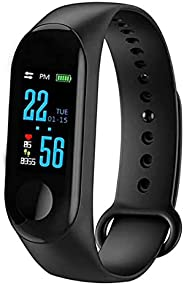 Waterproof Pedometer M3 Smart Bracelet Message Remind health Monitoring Sport Wrist Band Wristband Watches