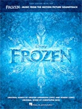 Hal Leonard Frozen - Music From The Motion Picture Soundtrack Easy Guitar With Tab