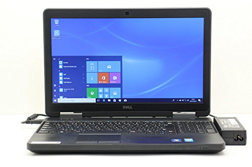【中古】 DELL Latitude E5540 Core i5 4200U 1.6GHz/8GB/500GB/Multi/15.6W/FWXGA(1366x768)/Win10   B0772KYZMX
