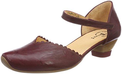 alla 72 Pensate da Aida alla kombi caviglia rosso cinturino 282249 donna rosso caviglia Uwwnr7xq8