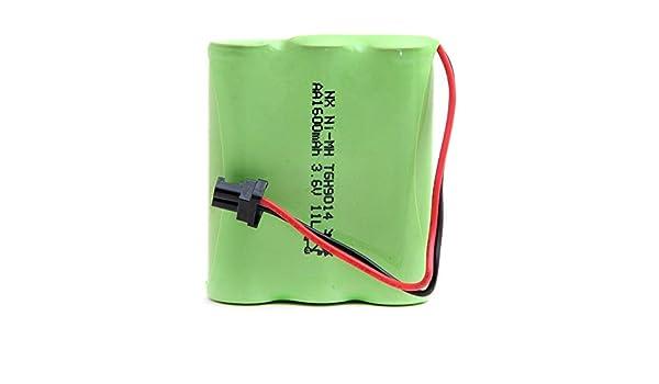 NX - Batería teléfono Fijo 3*AA 3.6V 1600mAh Conn: Amazon.es: Electrónica