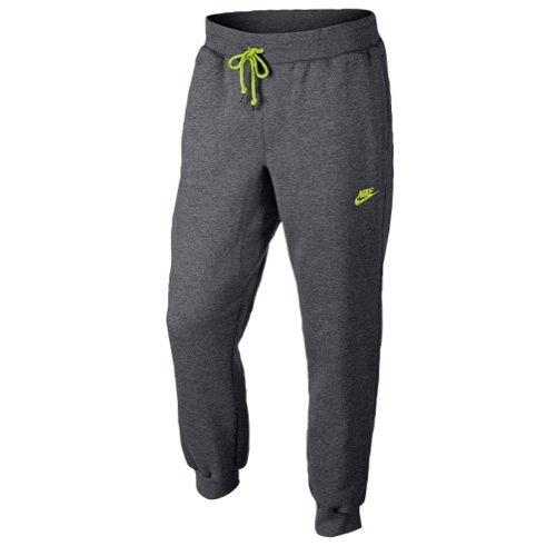 Nike AW77 Futura Cuffed Fleece Joggers Pant - Grey