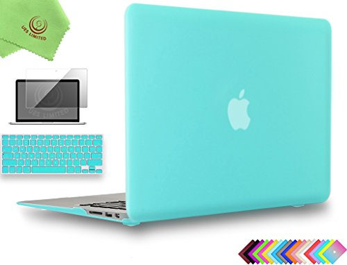 UESWILL Smooth Soft Touch Matte MacBook