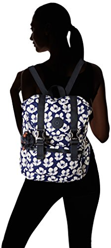 Experience Bold Flower Backpack S Women's Kipling Multicolour 64w55q