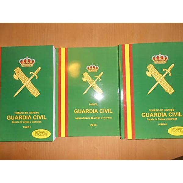 Guardia Civil - Paquete de estudio Guardia Civil 2019 2020: Amazon.es: Ediciones García Salguero: Libros