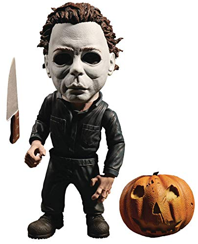 HCF Halloween Michael Myers 6IN Deluxe Stylized ROTO Figure]()