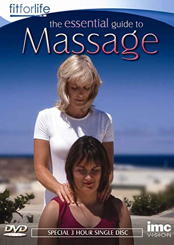 Massage - The Essential 3 Hour Guide - Fit for Life Series -'Basic Massage', 'Swedish Massage', 'Reflexology', 'Acupressure', 'Aromatherapy', 'Indian Head Massage', 'Facial Massage' and 'After Treatment Advice' [DVD]