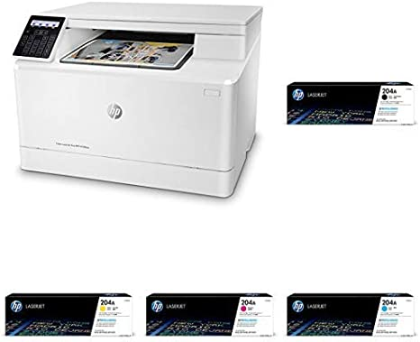 Amazon.com: HP Laserjet Pro M180nw Impresora láser a color ...