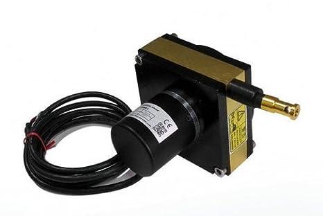 GOWE 0 – 2000 mm movimiento lineal transductor Incremental Sensor de desplazamiento con 6 dígitos Contador