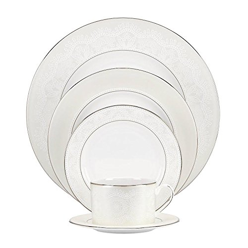 - kate spade new york Chapel Hill 20 Piece Place Setting Set, Service for 4