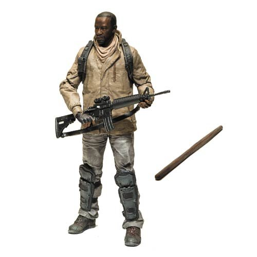 McFarlane Toys The Walking Dead TV Series 8 Morgan Jones Action Figure