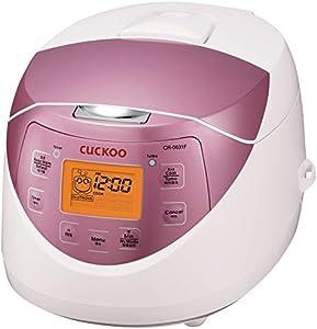 Cuckoo CR-0631F Rice Cooker