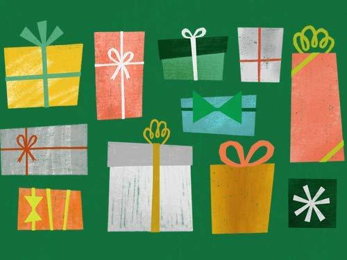Artsy birthday presents - egift card link image link image