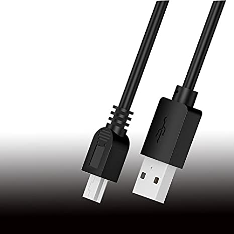 Sony DLC-U10MB USB Hi-Speed A to Mini-B Cable with Gold-Plated Contacts