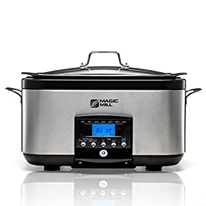 Magic Mill 5-In-1 : Best slow cooker I've ever used