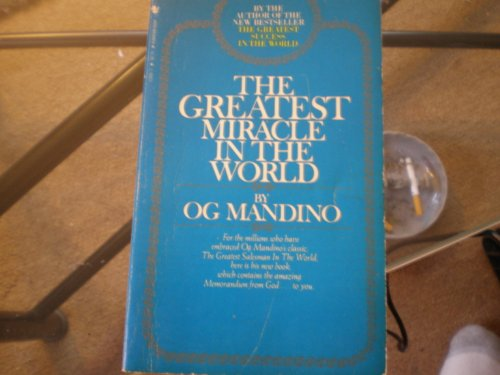 The Greatest Miracle in the World by Bantam Books