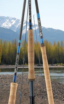 G. Loomis NRX Saltwater Fly Fishing Rod NRX 1089-4 Blue