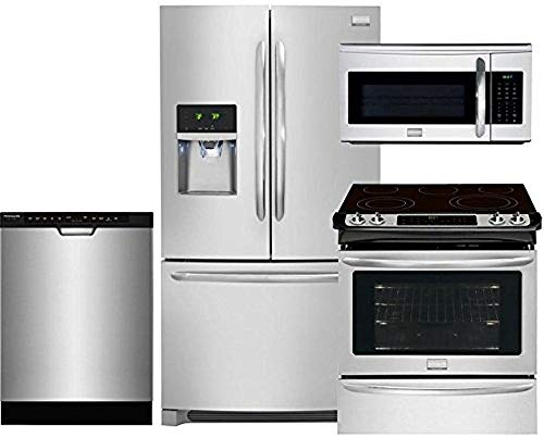 - Frigidaire Smudge-Proof Stainless Steel FGHF2366PF 36