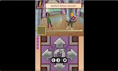 The Cheetah Girls:  Passport to Stardom - Nintendo DS by Disney Interactive Studios (Image #3)