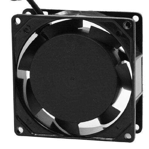 eDealMax 80 millimetri Piazza assiale Case Fan Blower ventilatore, AC 220-240V, 0,07 Amp by eDealMax