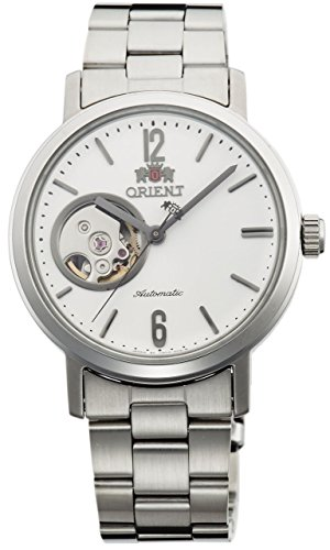 ORIENT Ladies Watch STYLISH & SMART SEMI SKELETON-C Mechanical self-winding white WV0431DB