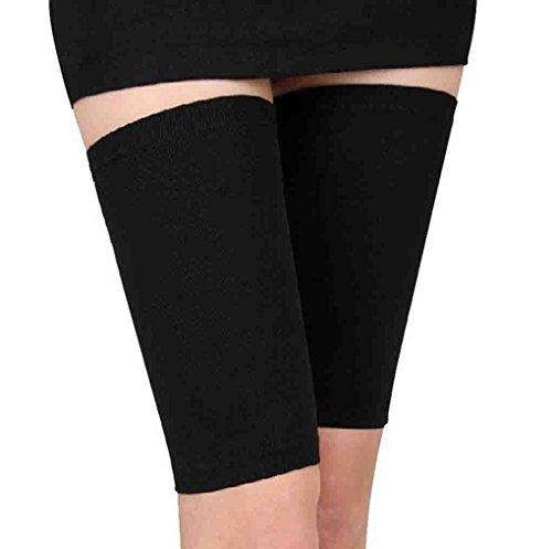 Yosoo 1 Pair Thigh leg Massage Shaper Thigh Slimming Compression Socks Burn Fat Thin Leg Socks by Yosoo