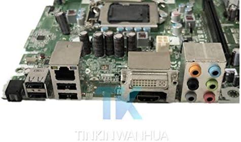 FidgetGear for HP IPISB-CH 636477-001 623914-003 s5700 Motherboard for Intel LGA 1155 H67 DDR3