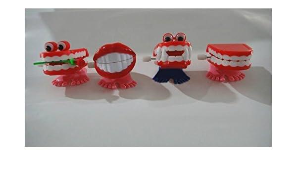 95b69ead2e0d Amazon.com   4 pcs Denture Model Children Toys Oral Material Gift ...
