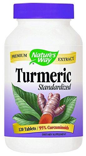 Nature's Way Turmeric 120 -