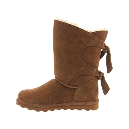 Ii Women's Wool Rubber Hickory Willow BEARPAW Suede Boots w0fpPCq