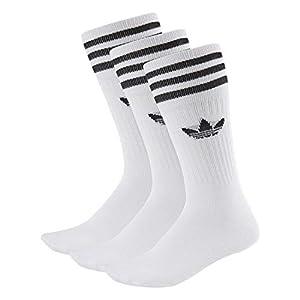 41121P9Zs9L. SS300  - adidas-Solid-Crew-Socks-Socken-3er-Pack