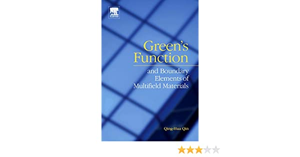Green's Function and Boundary Elements of Multifield Materials: Qing