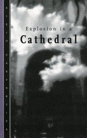 Book cover for Explosion in a Cathedral