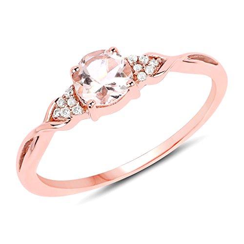 0.45 Ct Genuine Diamonds - 7