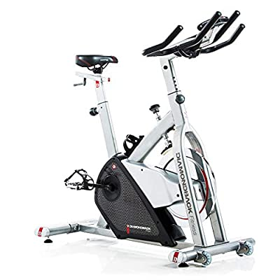 Diamondback Fitness 510Ic Adjustable Indoor Cycle with Electronic Display and Quiet Magnetic Flywheel by Diamondback Fitness