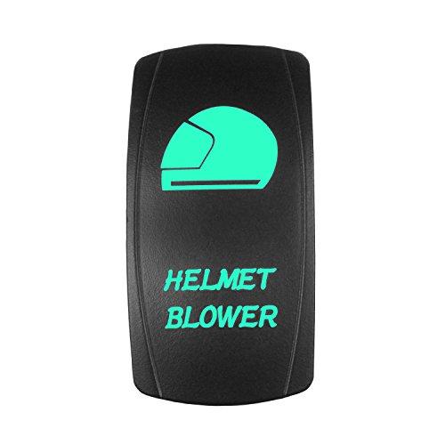 Led Lights On Helmets - 5