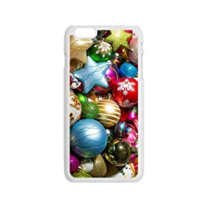 The Colorful Christmas Hight Quality Plastic Case for Iphone 6