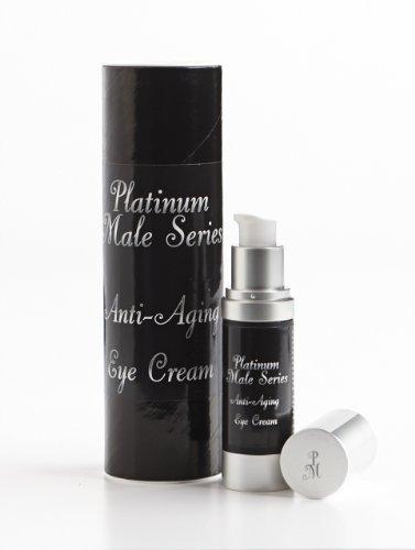 Anti Aging Crème Anti-Rides Yeux Crème-Better Than Rétinol-Men Care-Peau Homme Soins du Visage-By Platinum Series Homme