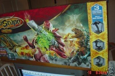 Heroscape Master Set Valkyrie Value Pack with 3 Bonus Elite Onyx ()