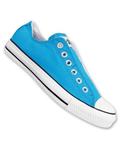 Converse 114045F Vivid Blue Slip On Unisex 3.5/5.5