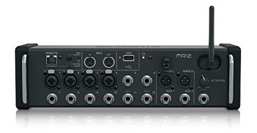 Midas MR12 Digital Tablet Mixer by Midas