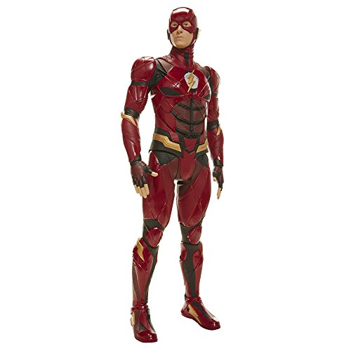 "Big Figs Justice League Movie The Flash 18"" Action Figure"