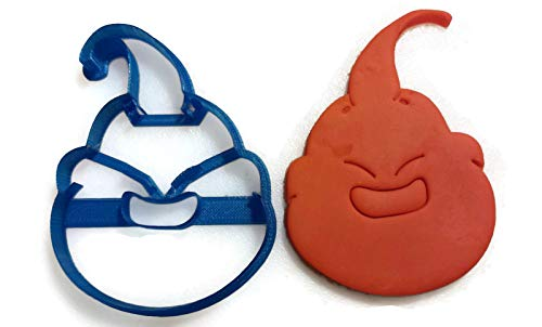 Dragonball Z Majin Buu Cookie - Dragon Cookie Ball Z