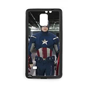 XOXOX Phone case Of Avengers Marvel Cover Case For samsung galaxy note 4