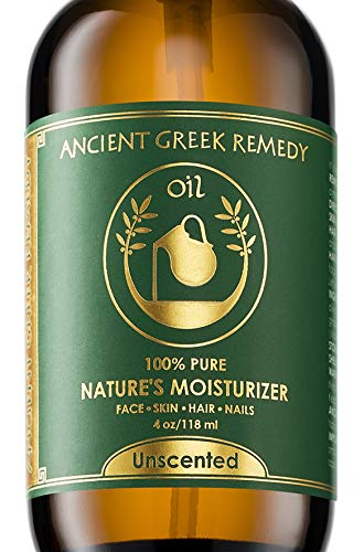 Unscented Organic Blend of Cold Pressed Jojoba, Almond, Olive, Grapeseed, vitamin E, Sunflower oil. Best Face…